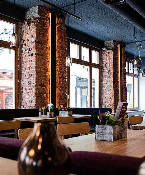 Liebhaberei-Linz, Gasthaus einrichtung, Rustikal, Lichtdesign, Ambiente