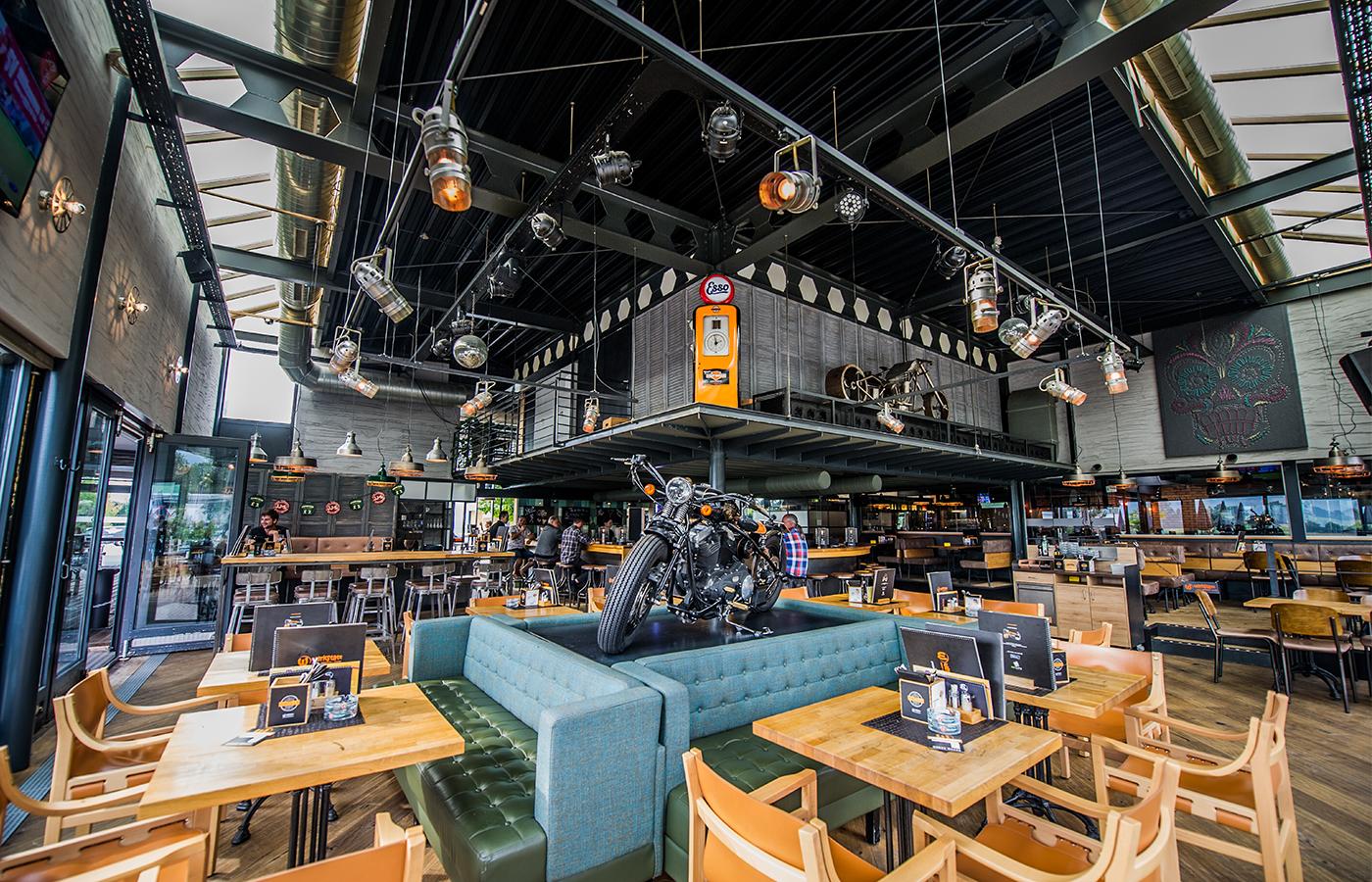 Bar & Pub Einrichtung von ID-Werkstatt - Beispielbild Werkstatt Rankweil