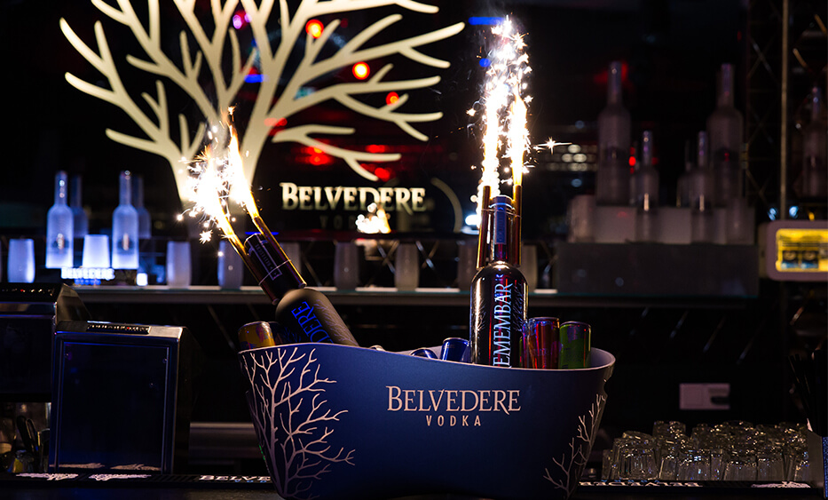 remembar linz, belvedere, vodka, disco design
