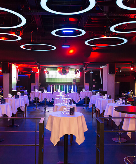 remembar linz, lichtdesign, disco beleuchtung, club beleuchtung, club design, disco design, led wall