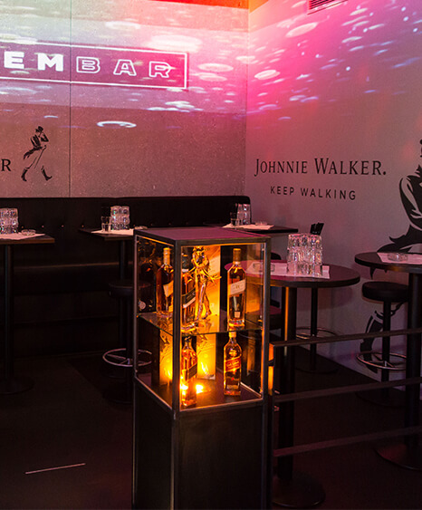 remembar linz, johnnie walker lounge, dico lounge, dico einrichtung, club lounge