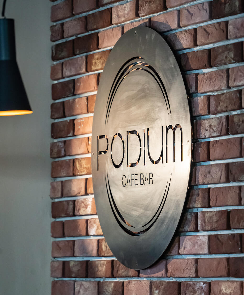 Café Podium