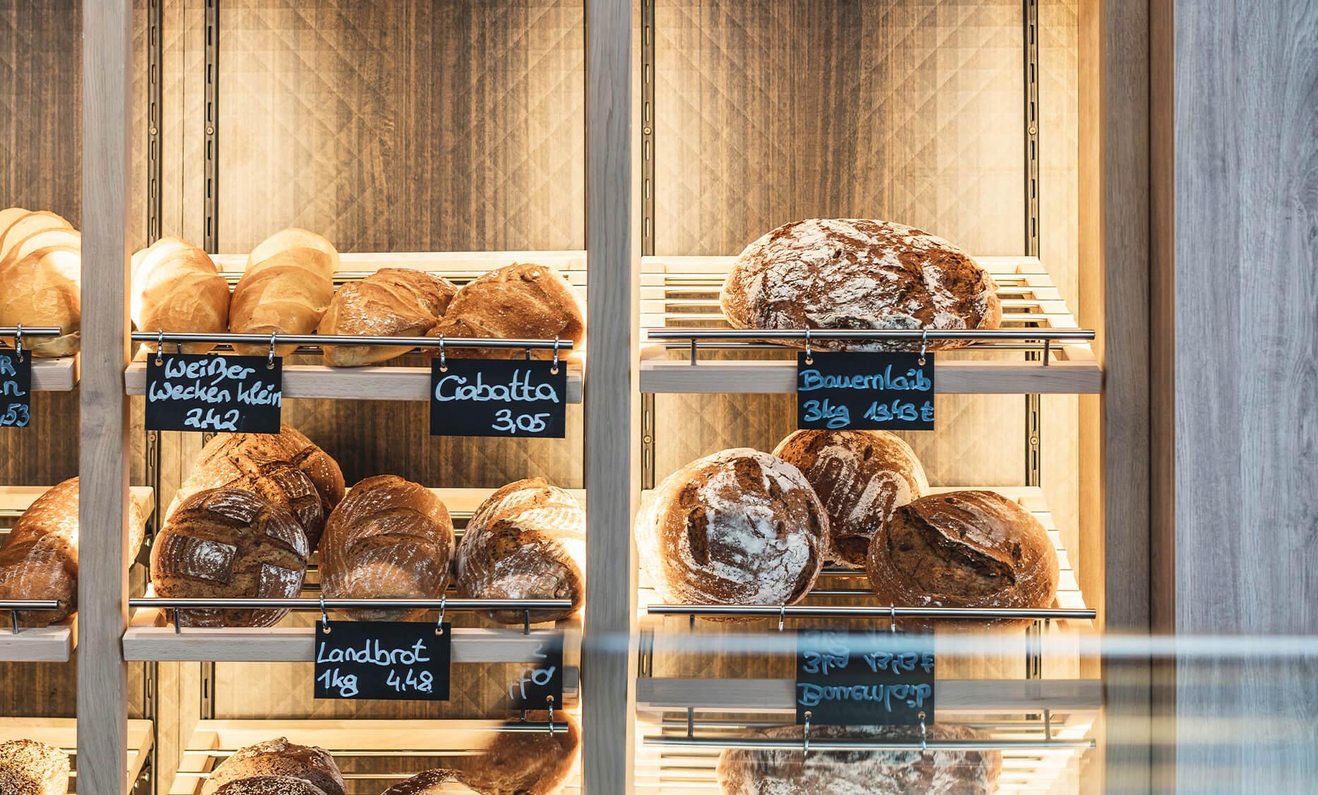 Bäckerei Fenzl - Filiale Oed